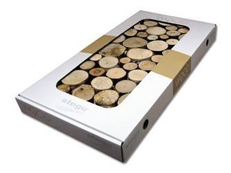 Holzpaneele Pure Wood Echtholz 380 X 760 Mm Starke 33 Mm 2 Paneele Holzpaneele Paneele Holz