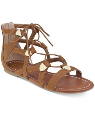 6692dd71d2e G by GUESS Lewy Gladiator Sandals