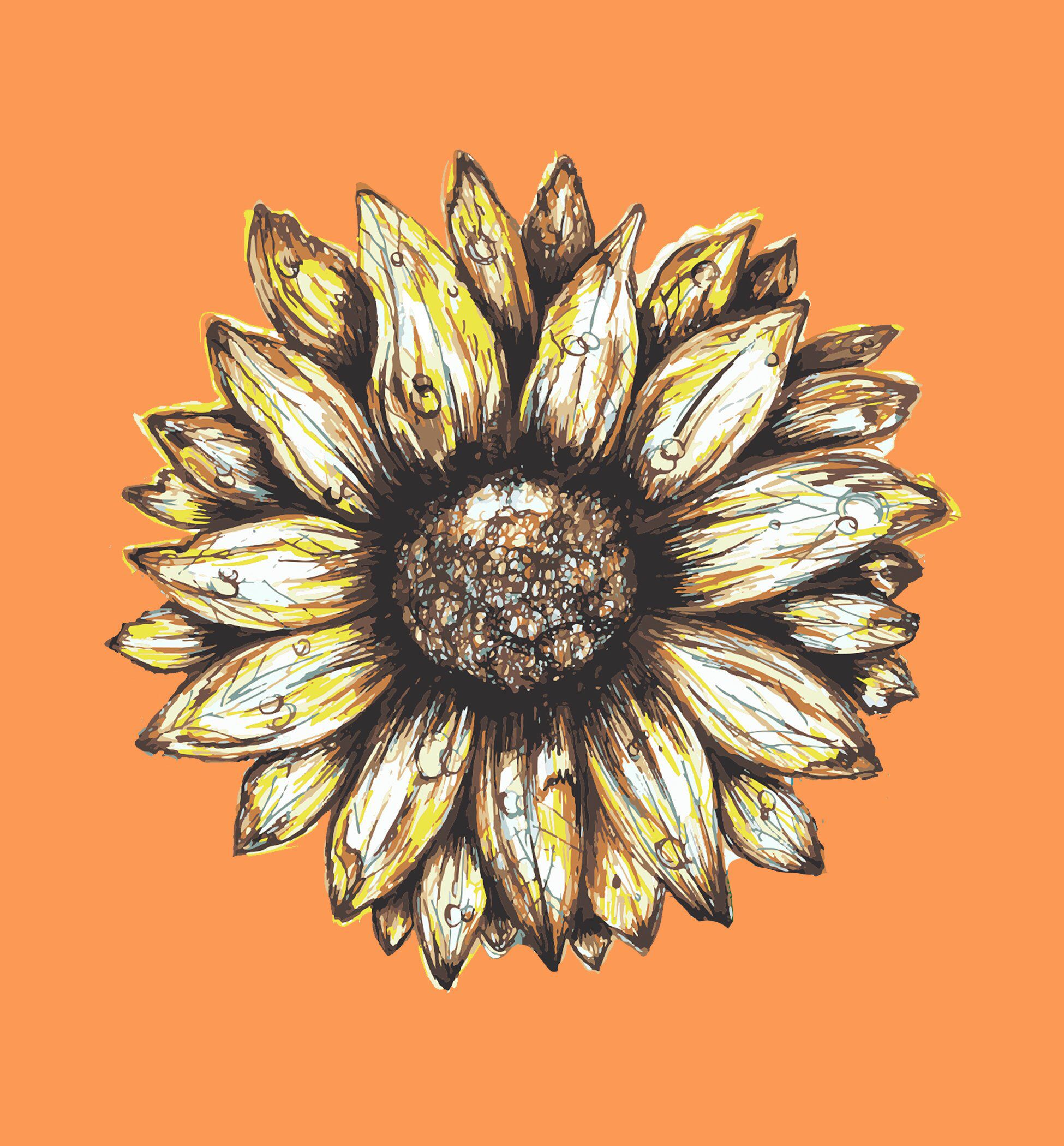 Personalized stickers · sunflower sticker by bohodreamoutfitters on etsy https www etsy com