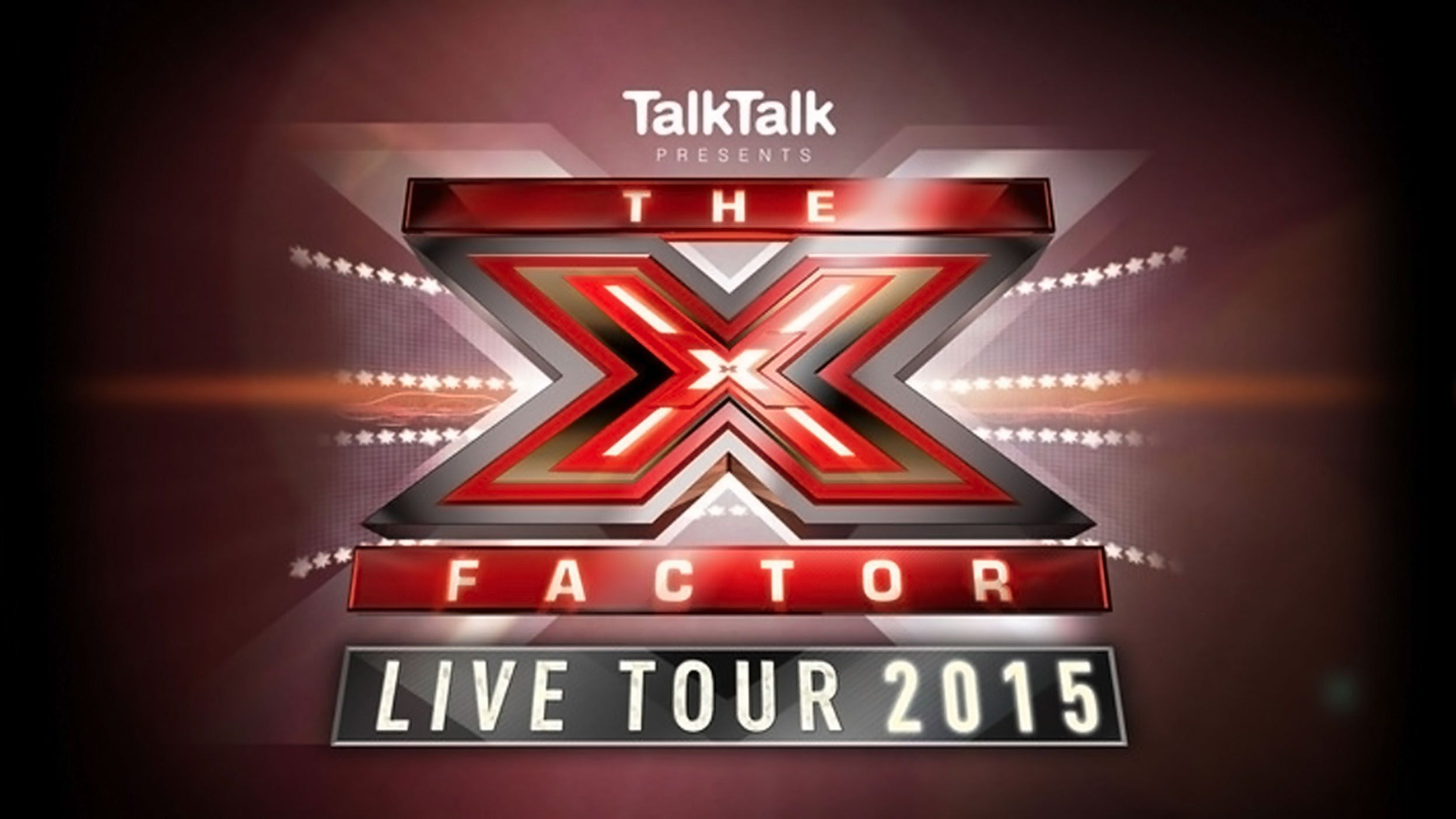 Come to The X Factor Live Tour! The X Factor UK 2014