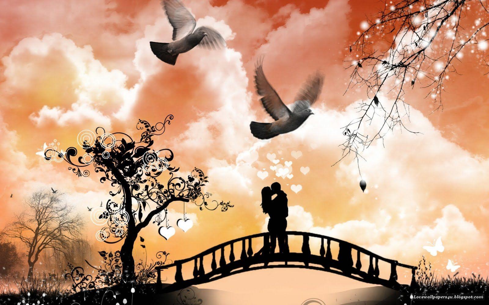 Wallpaper download hd love - Love Wallpaper