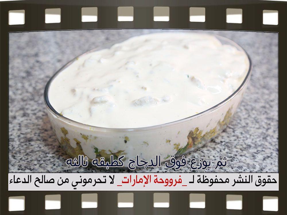 طريقة صينية الشاورما بصوص القشطة والجبن بالصور فروحة الامارات Food Condiments