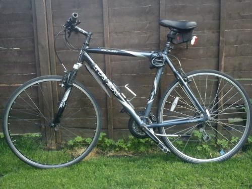 Trek 7100 Mens Trek 7100fx 21 Speed Hybrid Bicycle For Sale 120 Other Deportes