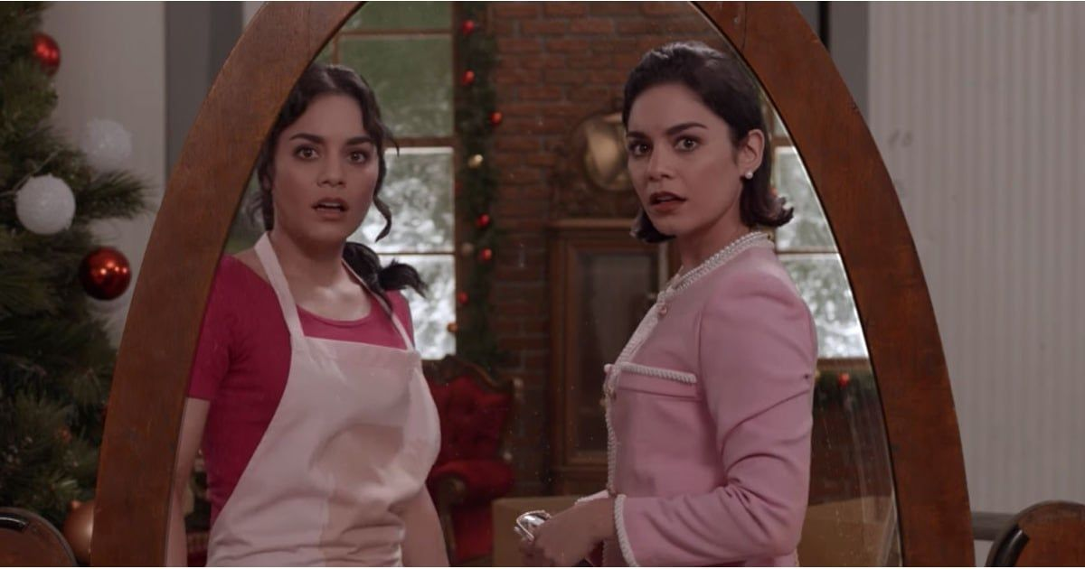The Princess Switch Vanessa Hudgens Plays Look Alikes In Netflix S New Holiday Romance In 2020 Vanessa Hudgens Holiday Romance Princess