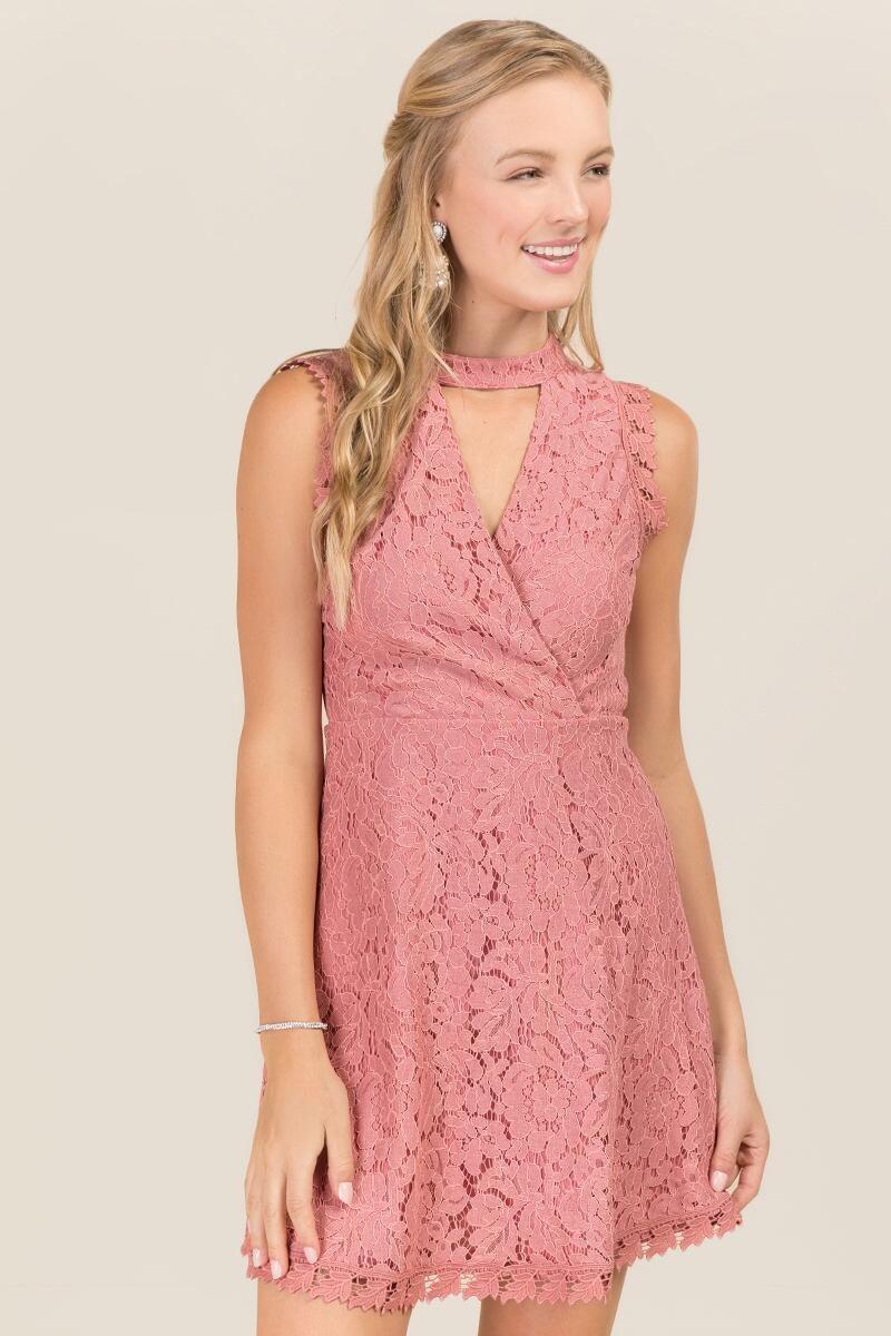 Mazie Gigi Surplus Lace A-Line Dress | francesca\'s | Junior ring ...