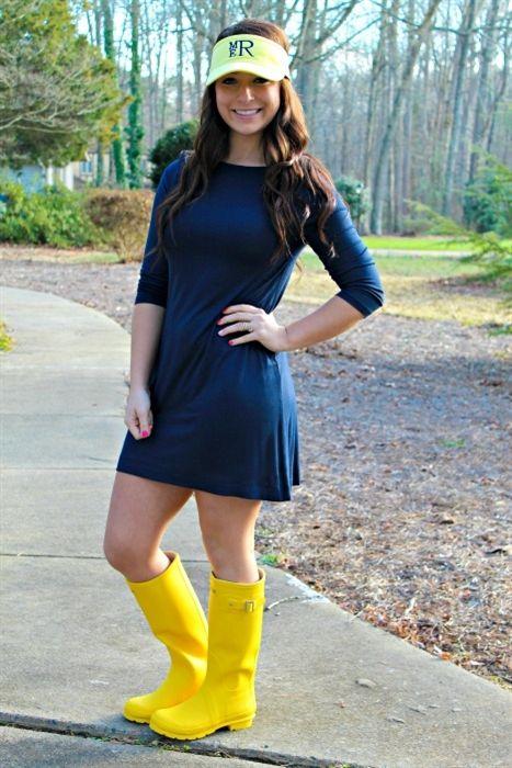 The Layla Elizabeth Dress - Navy