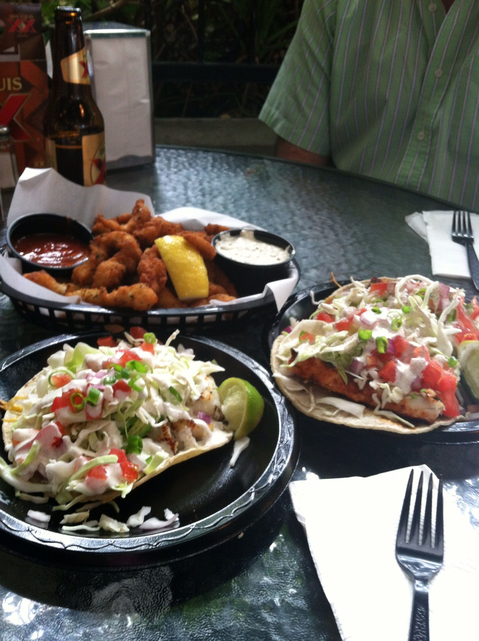 Blue Water Seafood in San Diego knows how to do fish tacos