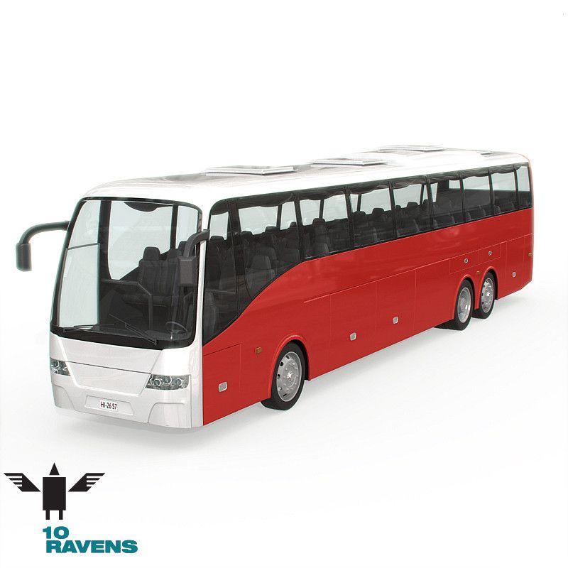 max bus city tour