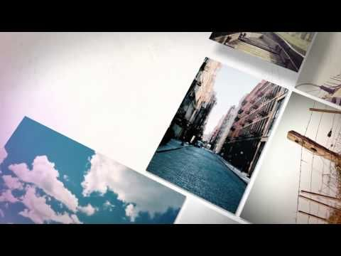 After effects template photo slideshow 3d ii youtube for Adobe premiere pro slideshow templates