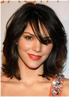 50 Indian Hairstyles for Round Faces | Indian hairstyles, Bangs and ...