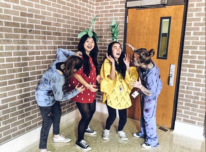 fruits costume idea