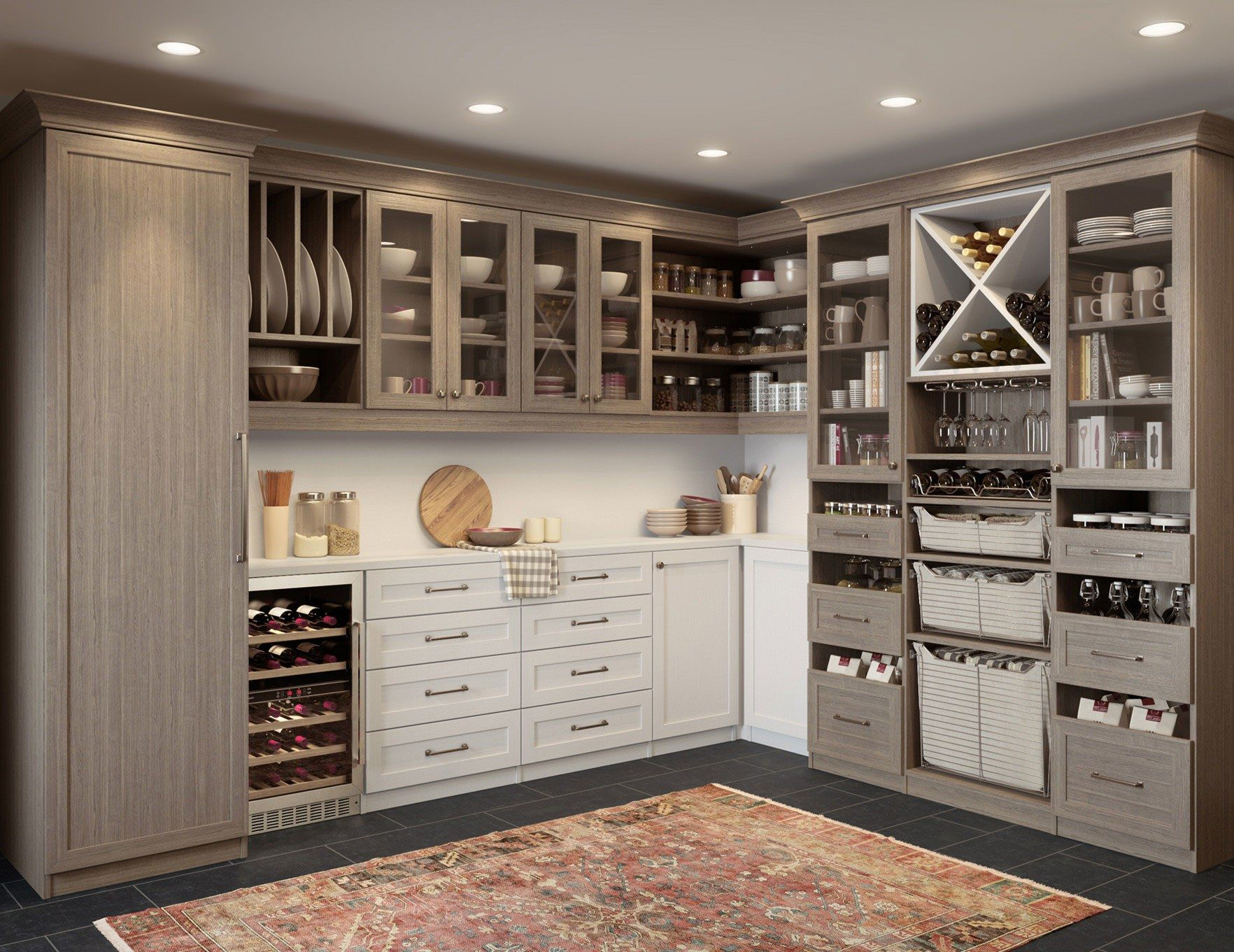 17 Convenient Ready-Made Kitchens for an Easy Home Renovation
