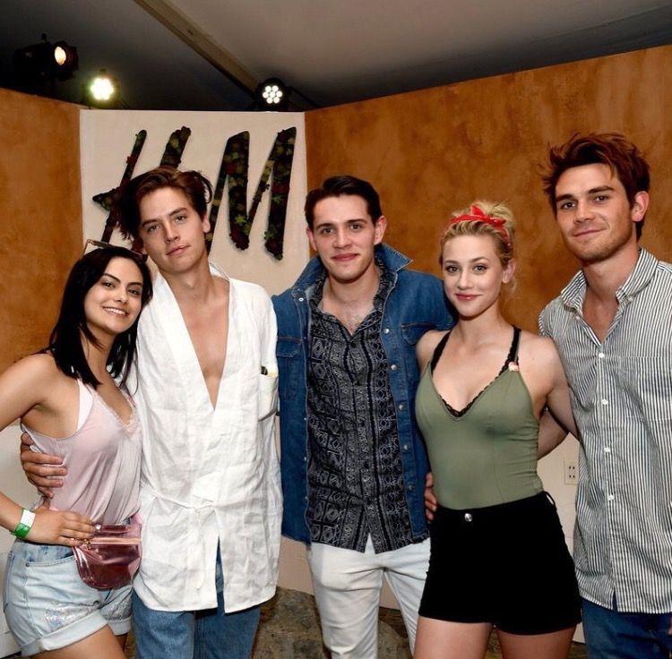 Riverdale cast   TV shows & Movies   Riverdale cast