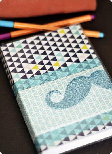 mon agenda scolaire g om trique papeterie carnets stationery pinterest agenda scolaire. Black Bedroom Furniture Sets. Home Design Ideas