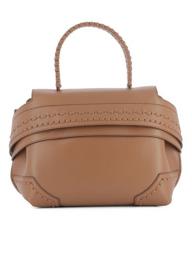 TOD'S . #tods #bags #leather #hand bags #