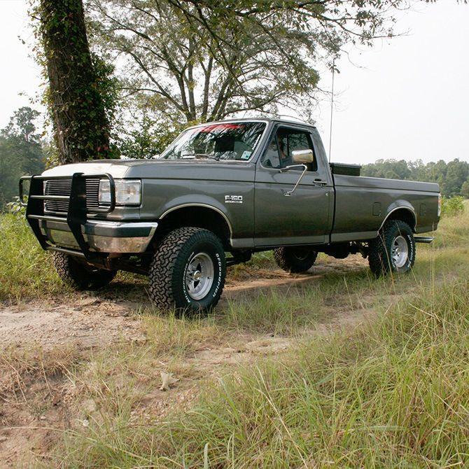 Superlift 4 Lift Kit For 1980 1996 Ford F 150 2wd Https Www Amazon Com Gp Product B073qvjb74 Ref Ford Pickup Trucks Classic Ford Trucks Classic Cars Trucks