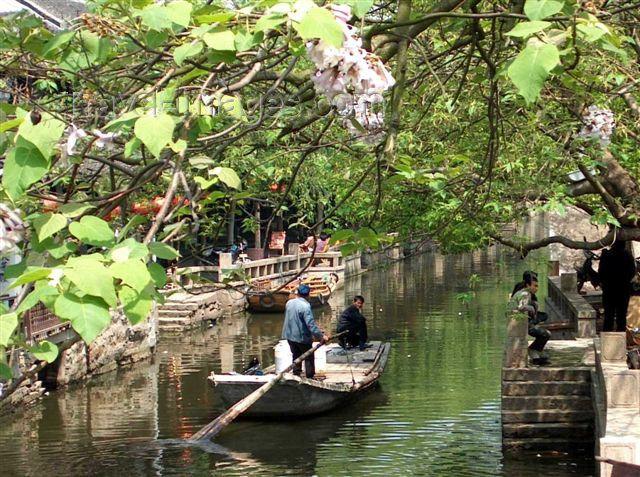Shanghai: Venice of the East - Zhouzhuang water village on the Yangtze delta