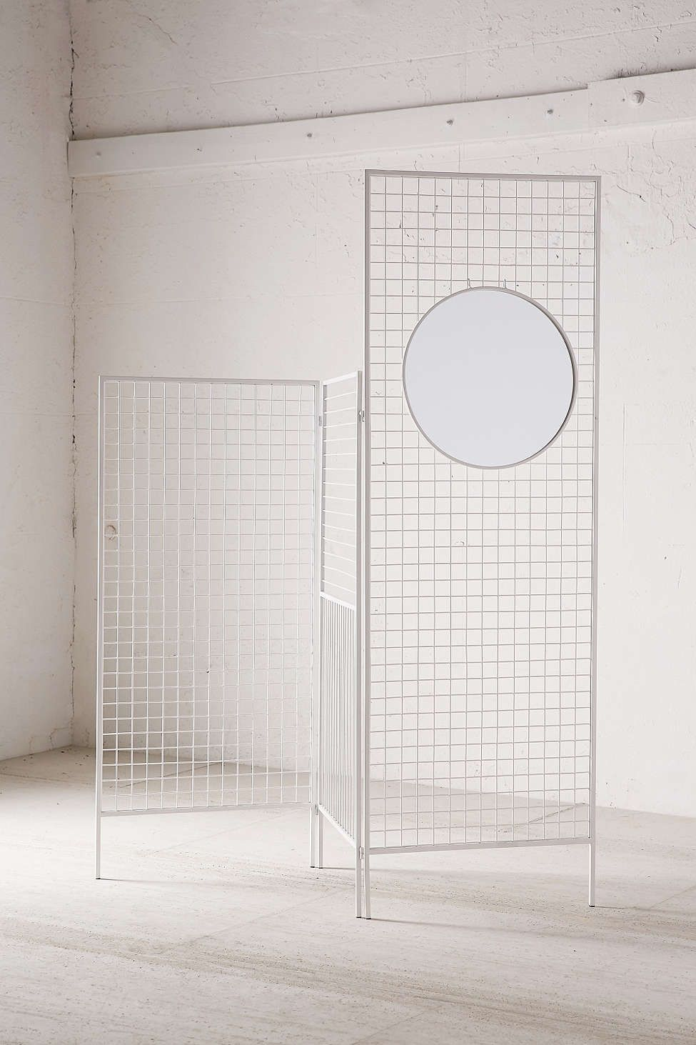 Layered lines screen room divider divider urban outfitters and