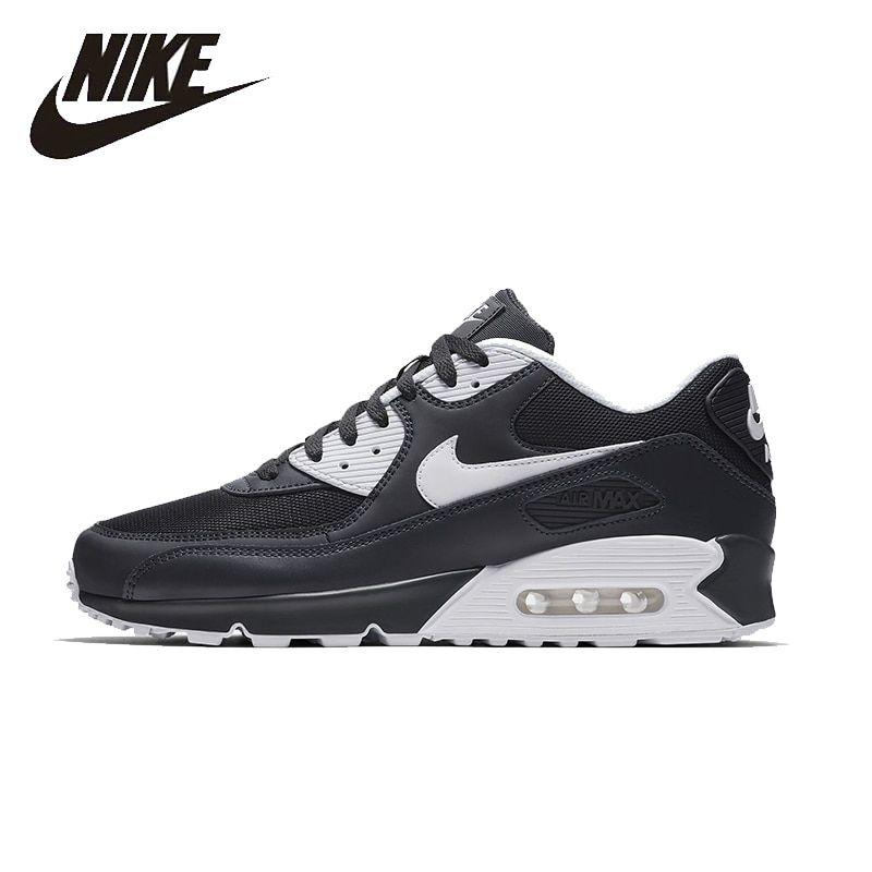 NIKE AIR MAX 90 ESSENTIAL Original Mens Running Shoes Mesh