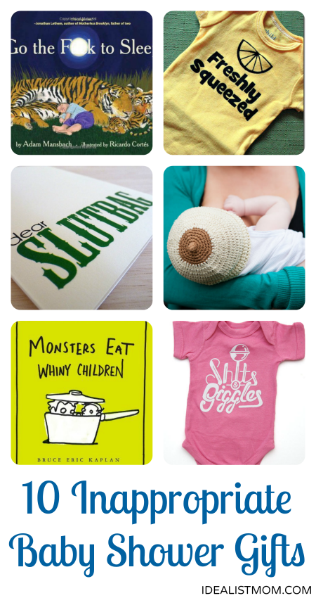 21 Funny Baby Shower Gifts That Are Actually Useful For Baby And Mom