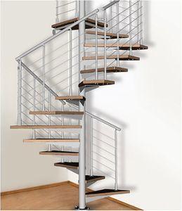 Escalera Caracol Dos Plantas Buscar Con Google Escalera Caracol Escaleras Espirales Escaleras
