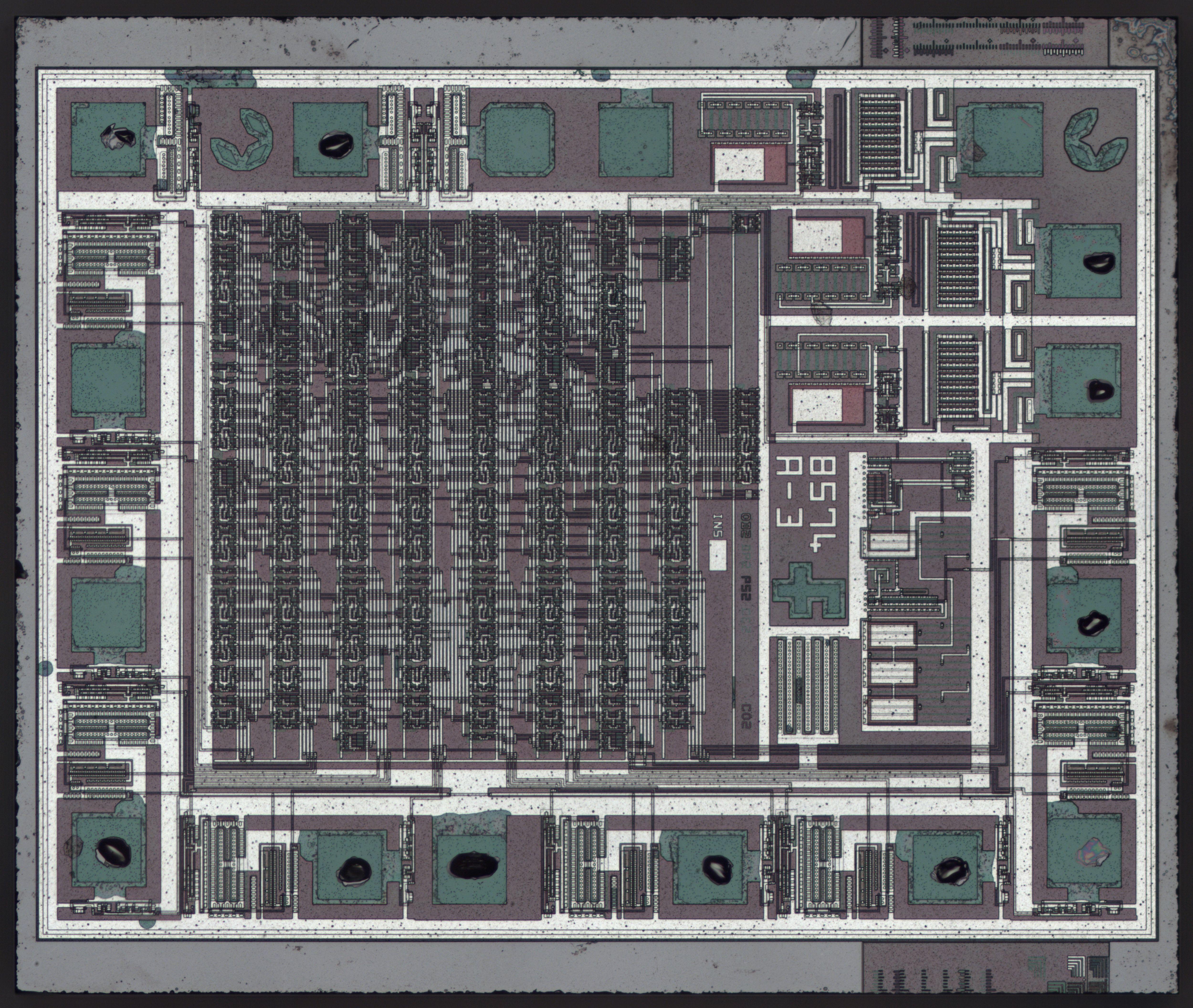 NXP/Phillips PCF8574 — 8-битный I2C расширитель портов