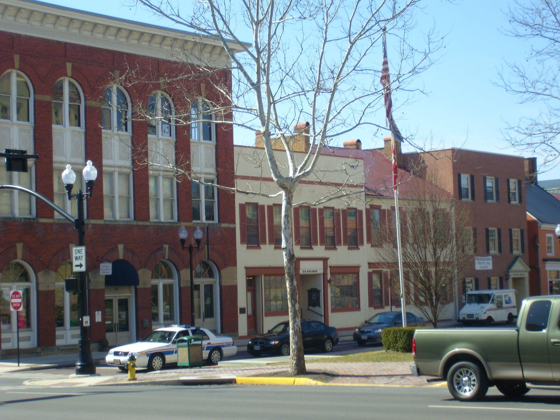 Braddock Street View