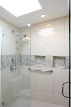 traditional showers : find walk-in or double shower stalls