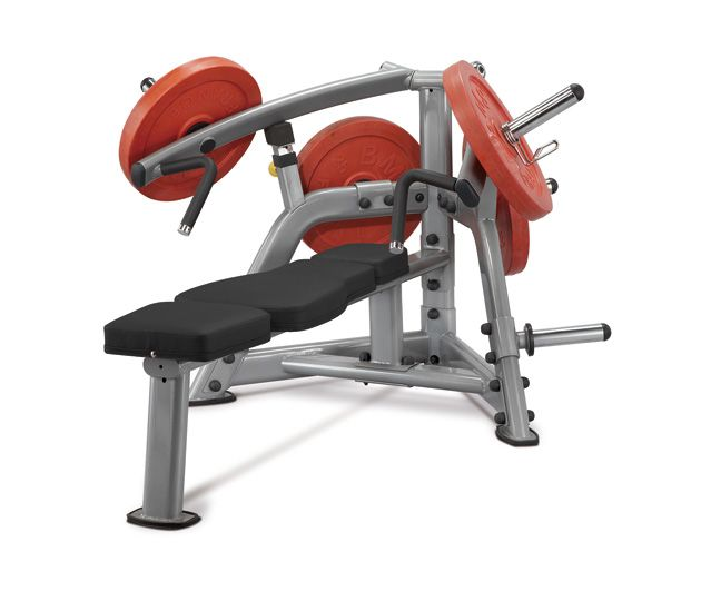 Steelflex Plate Loaded Bench Press Quick Workout Routine Fitness Body Fitness
