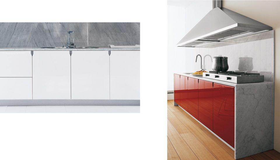 Kitchen ONE12 By SCHIFFINI | Design Giuliano Giaroli, Alfonso Arosio |  Interiors | Pinterest | Kitchens, Beautiful Kitchen And Room Ideas