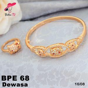 Pin Di Set Perhiasan