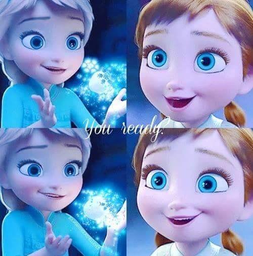 Pin By Alanis Ochoa On Little Anna And Elsa Disney Frozen Elsa