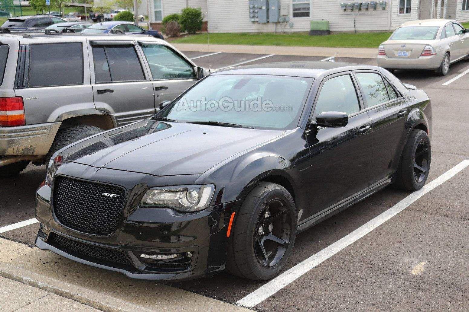 2021 Chrysler 300 Srt8 Style