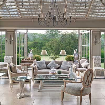 Conservatory Bring The Outdoors In Pinterest Conservatories