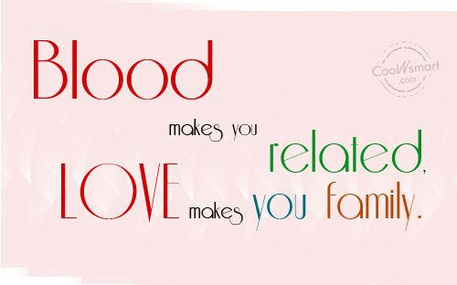 Family Quotes and Sayings Family Quotes and Sayings