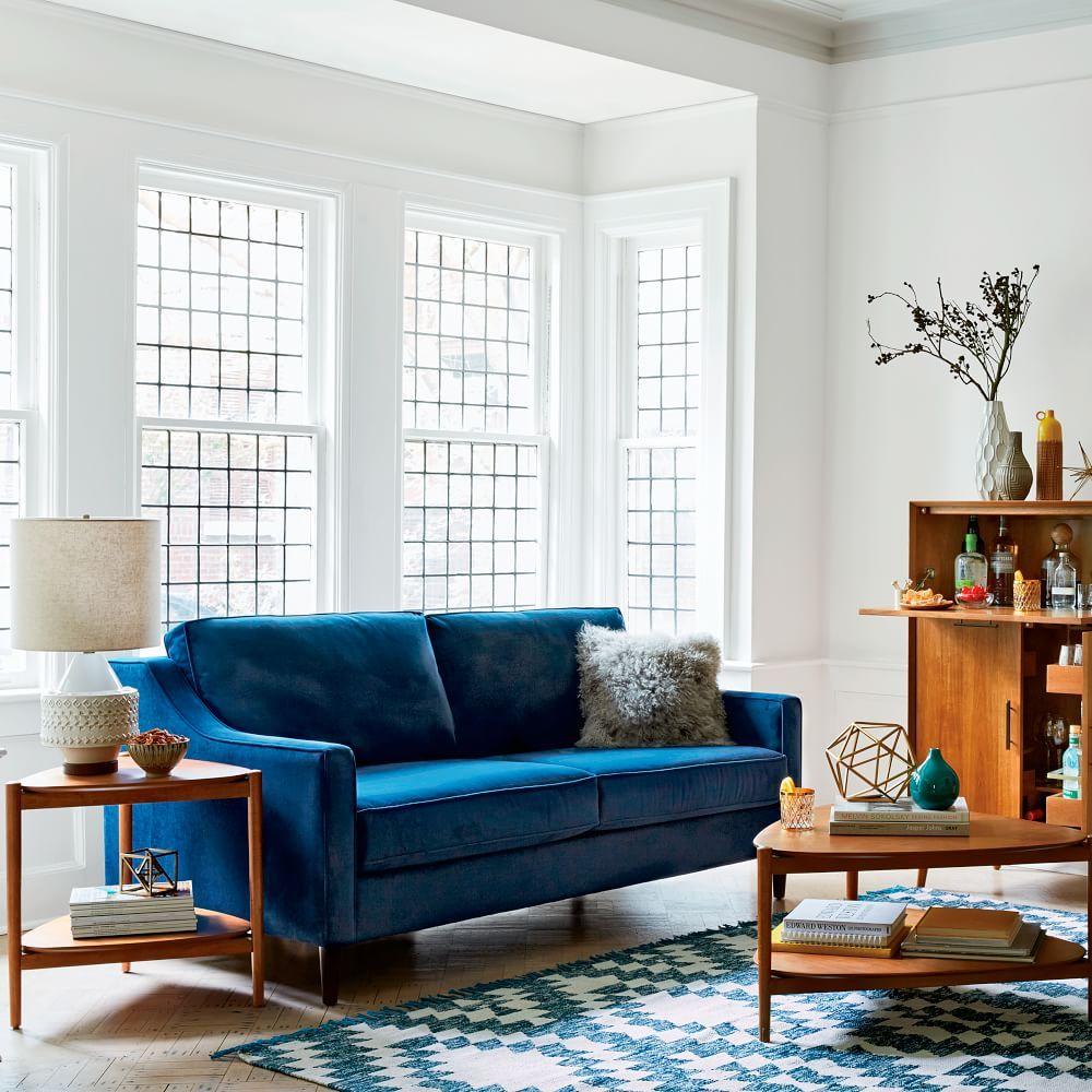 Paidge Queen Sleeper Sofa | Mid century in 2019 | Sofa ...