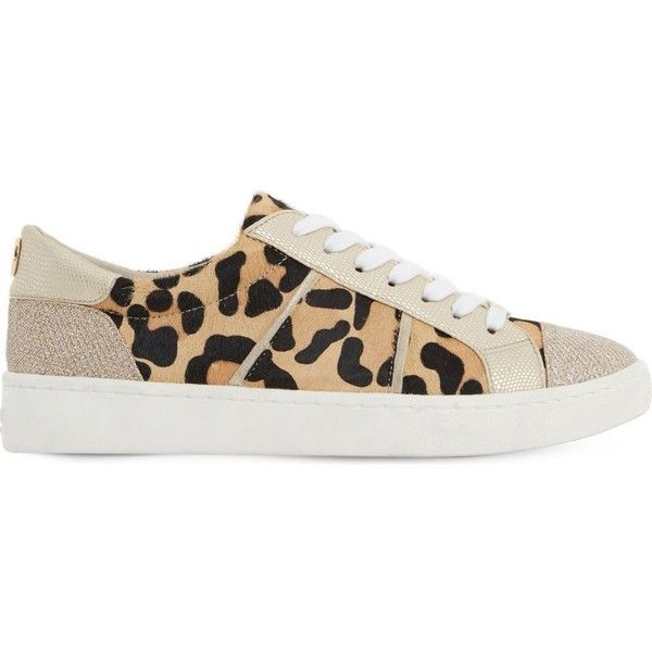 Dune Egypt leather trainers ($75