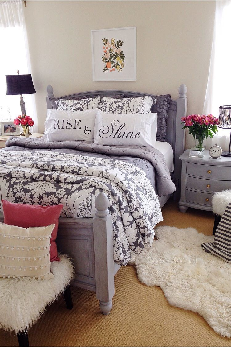 65+ Cute Teenage Girl Bedroom Ideas That Will Blow Your Mind   Babs