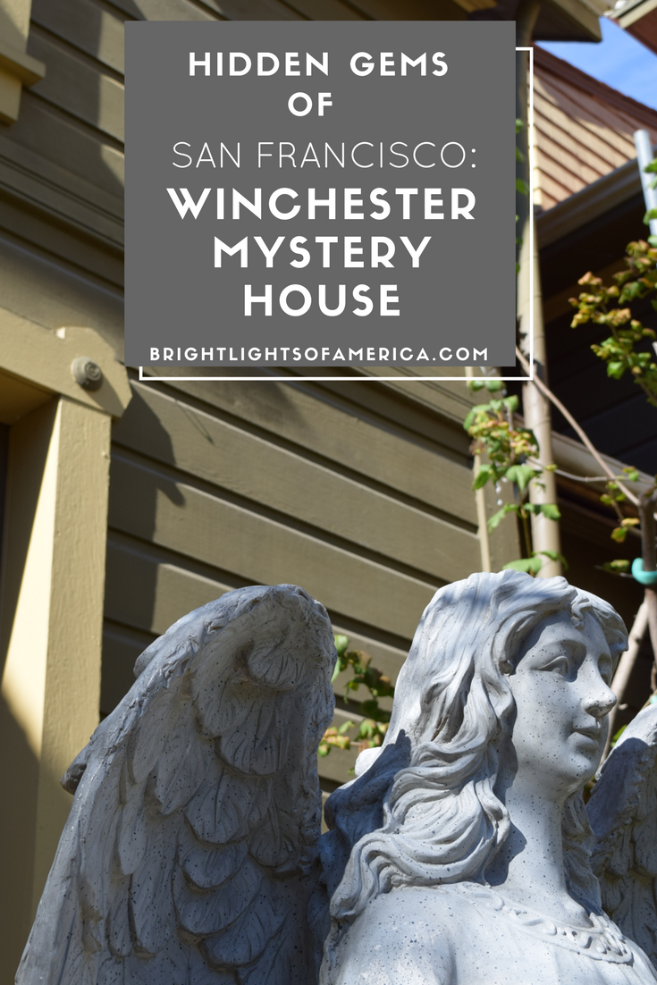 San Francisco Map Attractions Pdf%0A Hidden Gems of San Francisco  Winchester Mystery House