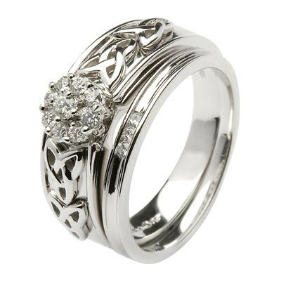 My dream wedding ring set if ever my husband and I could afford it