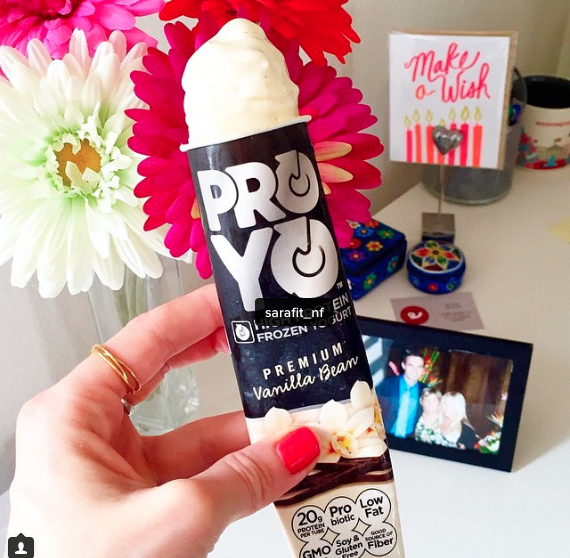 ProYo is a high-protein frozen yogurt that delivers real nutritional benefits like 20 grams of protein, probiotics, and fiber, as well as, convenience, & above all, great taste.