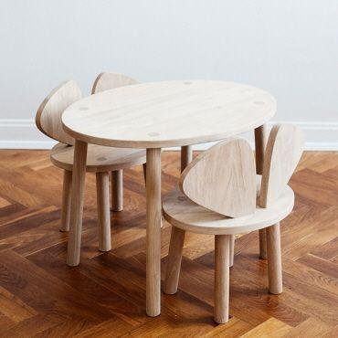 Børnestol, Mouse chair eg Nofred | Møbler ideer, Børnemøbler