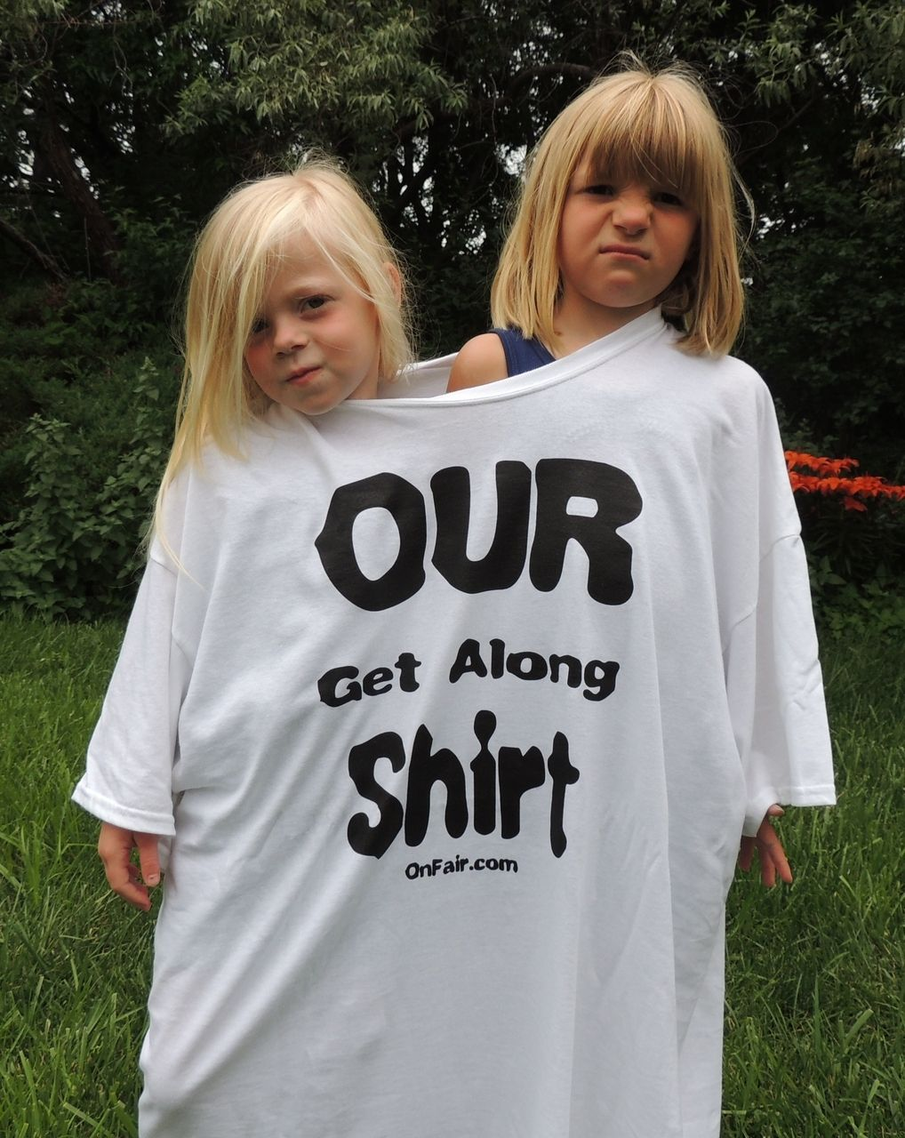 our get along shirt