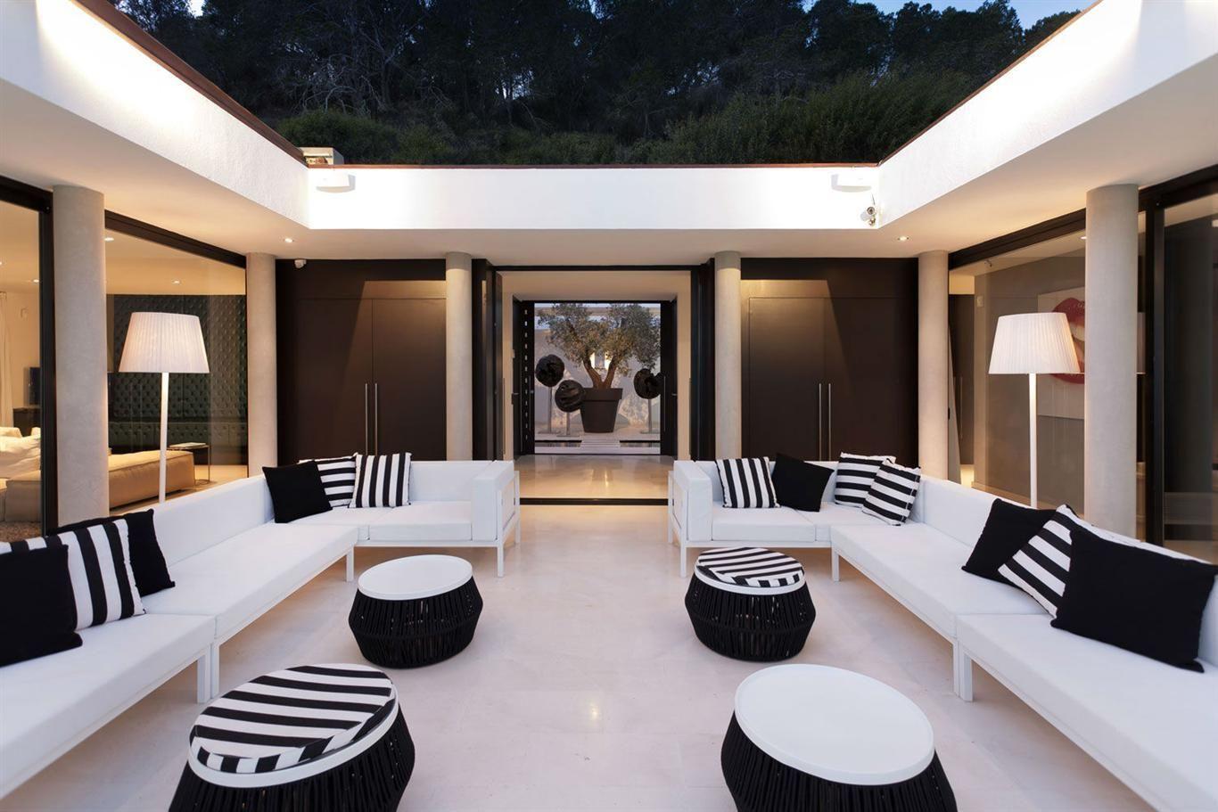 Contemporary luxury villa for sale in San Jose, Ibiza   Home decor ...
