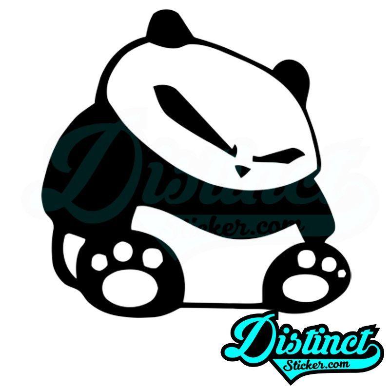 JDM Panda - Sticker  035dd35a97a