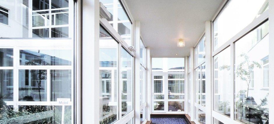 REHAU is one of India's leading uPVC windows and doors