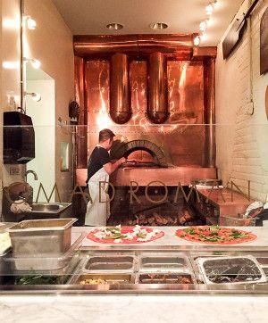 Nomad Roman Pizza Philadelphia
