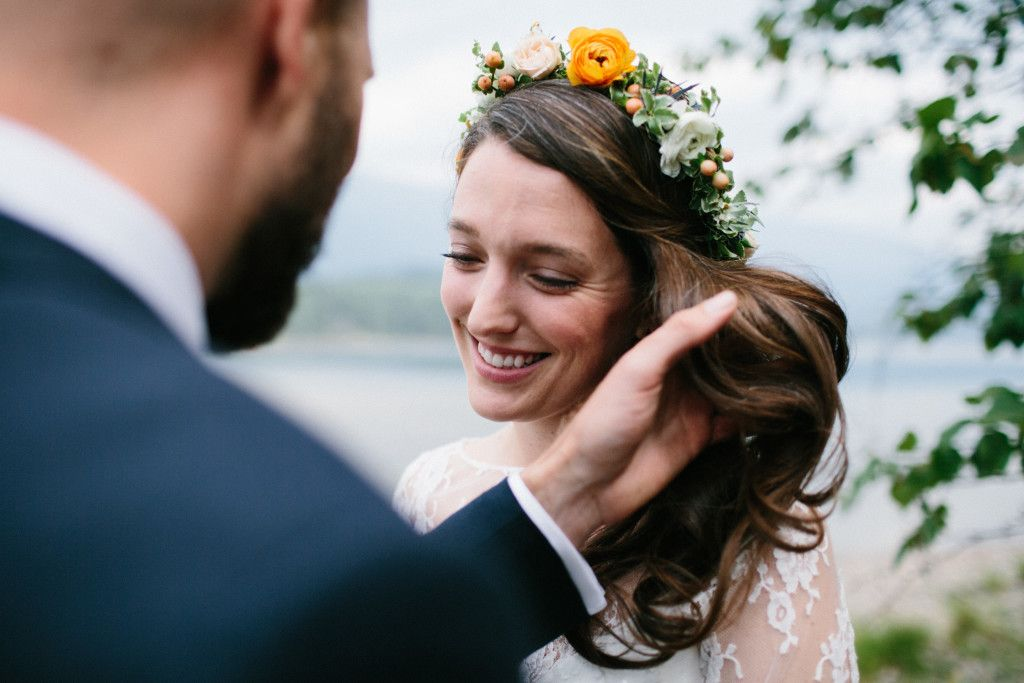 Enchanted Forest Wedding on Swan Lake, Montana  |  Montana Wedding Photography by Archer Messenger