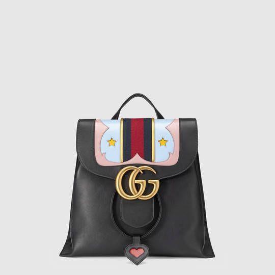 Gucci Zaino GG Marmont in pelle