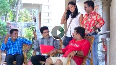 Oru Cilma Kadha | Comedy Serial | Jagadish and Team | Episode: 33